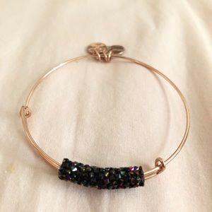 Alex and Ani Jewelry - Alex and Ani Meteor Shower Fine Rocks Bangle